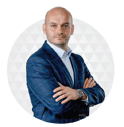 Bartłomiej Farjaszewski - właściciel Warty Poznań